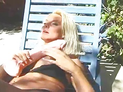 T J Hart's sweet meaty pussy