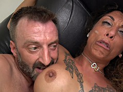 big ass milf loves to be fucked rough