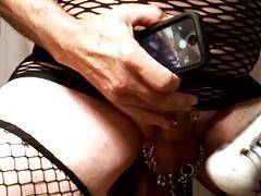pierced slavedick  batter up
