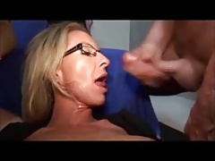 compilation double pussy creampie