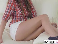 Babes - Step Mom Lessons - Iwia and Leny Ewil and Klarisa Leone - Math Tutor