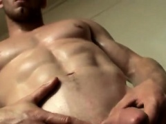 Gay boy and man jerk off cum videos Jock PIss With Elijah Kn