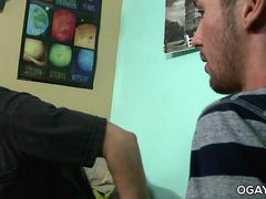 Gay dudes Fuck Each Other in the dorm