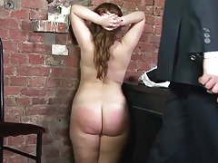 russian bbw spanked !!!!