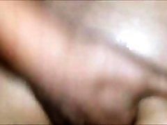 Beautiful MILF sucking on dick