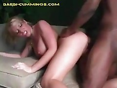 Interracial Doggie Fuck For Blonde