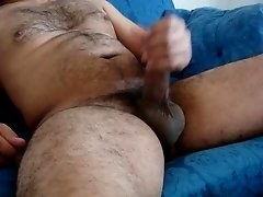 my arab friend cum