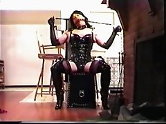 Bondage chair