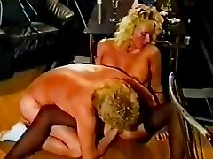 German blonde in vintage porn - Inferno Productions