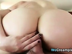 Hot Chick Massaged And Anal Fucked
