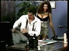 Veronica Brazil & Sally Layd FFM