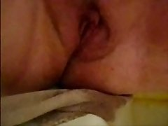 A very pervert old lady ! Amateur mature