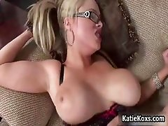 Slutty blonde pornstar loves getting her part1