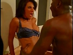 Lexington Steele fuck brunette