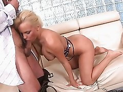 Britney freaky butt-fucking whore