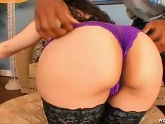 BBW Latin Big Black Cock